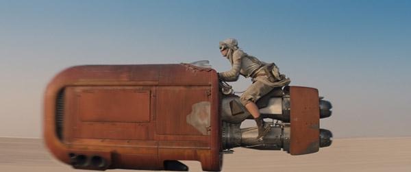 Star Wars - Das Erwachen der Macht Fahrzeug