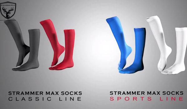 Strammer Max Socks