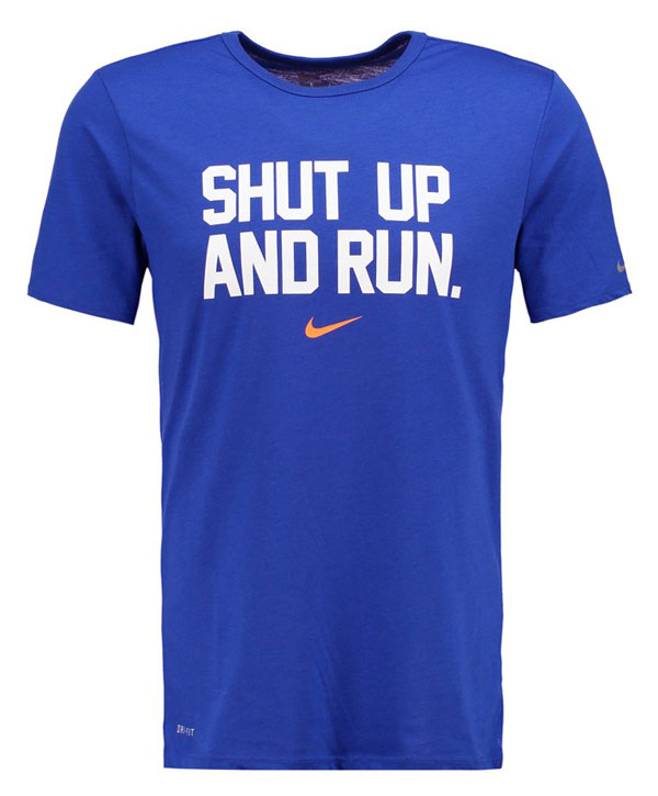 Nike Performance Funktionsshirt - game royal/white/reflective silver  29,95 €
