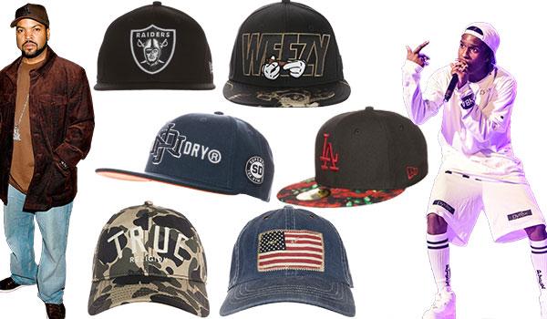 Trendige Caps