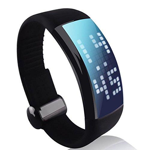 Pixnor 8GB USB-Stick Schrittzähler Armbanduhr