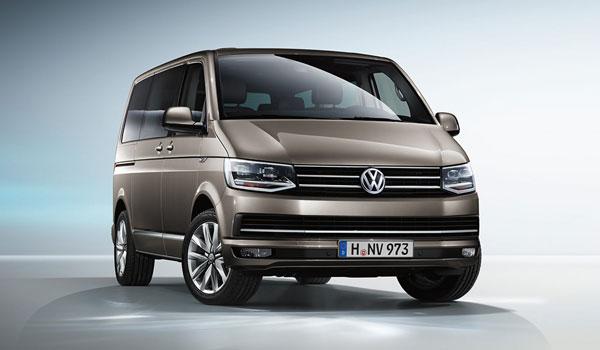 Die 6. Generation des VW Multivan lädt zu neuen Abenteuern ein.