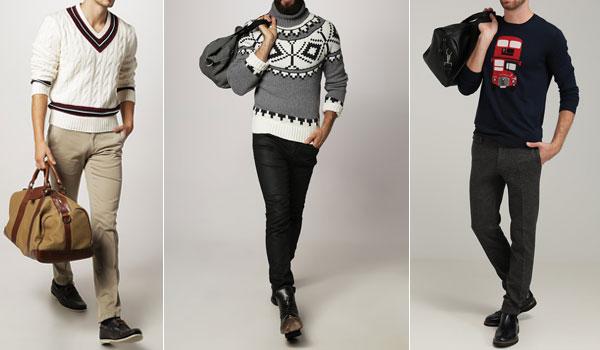 Diesen Winter ein Must-Have: Norweger-Pullover