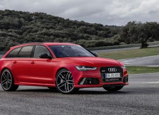 Power-Kombi AUDI RS6 Avant