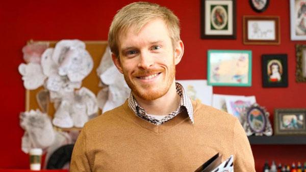 Alec Falkenham von der Dalhousie University
