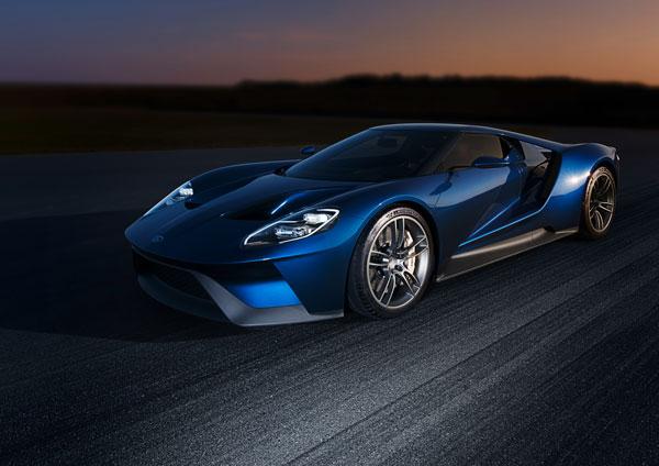 Der neue Ford GT Seite