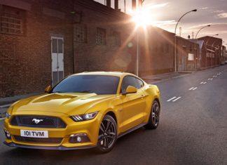 Ford Mustang - Einmal Flügel zum Nachrüsten bitte!