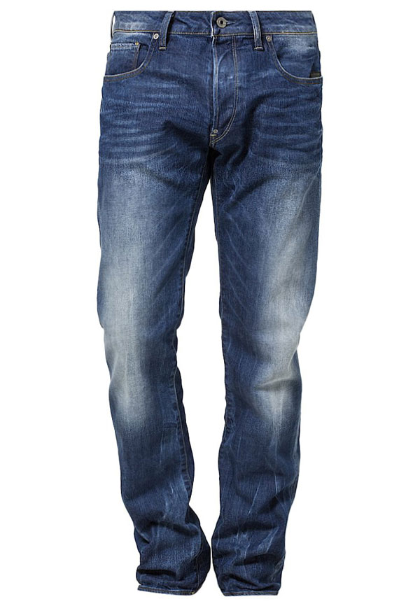 G-Star DEFEND STRAIGHT - Jeans Straight Leg - medium aged