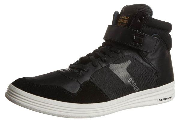 G-Star FUTURA OUTLAND - Sneaker high - black - 129,95 €