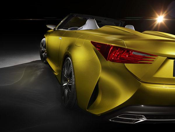 Lexus LF-C2 Roadster