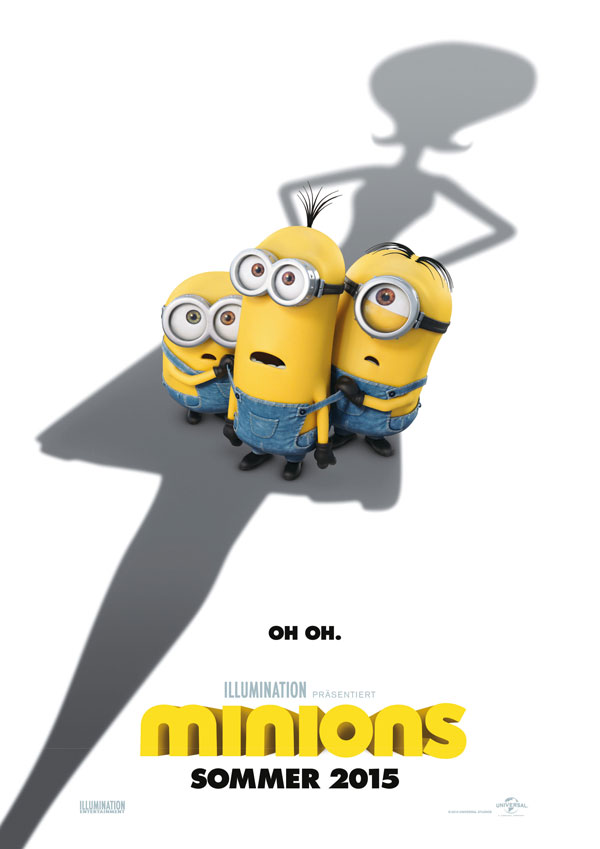 Minions Filmplakat
