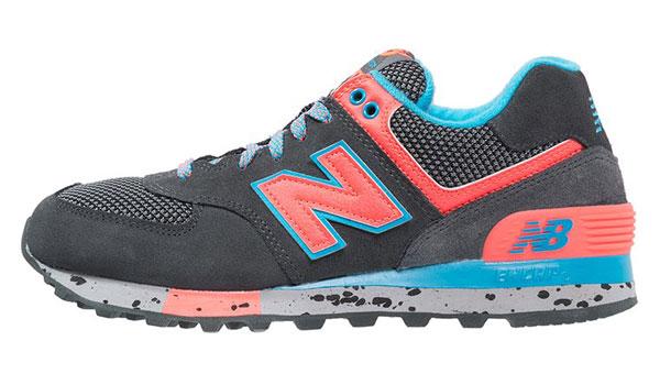 New Balance ML574 - Sneaker - dark grey