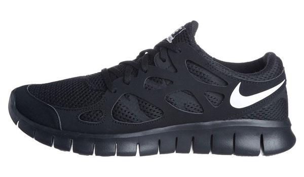 Nike Sportswear FREE RUN 2 - Sneaker - black