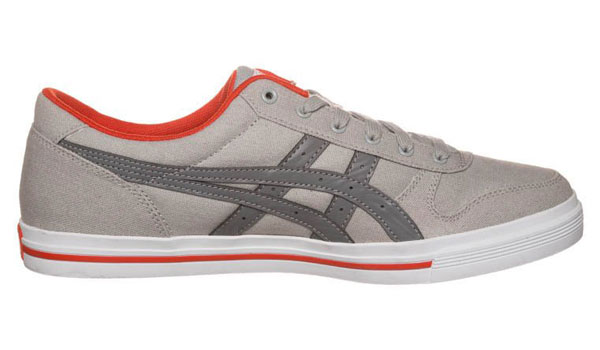 Onitsuka Tiger AARON - Sneaker - LIGHT GREY
