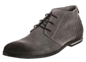 Schuhe-grau
