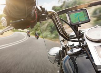 Ride your Way – mit dem neuem TomTom RIDER