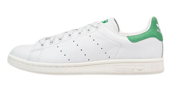 adidas Originals STAN SMITH - Sneaker - neo white