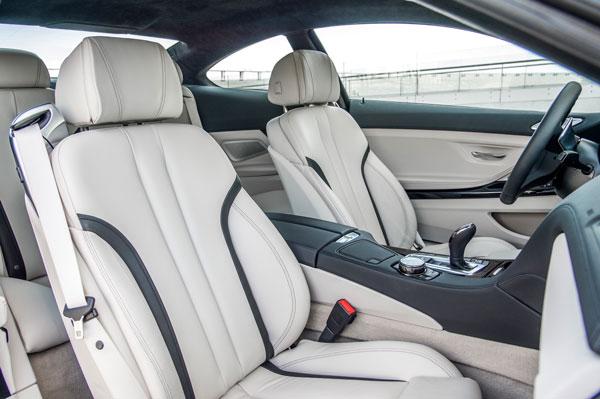 BMW 6er Sitze