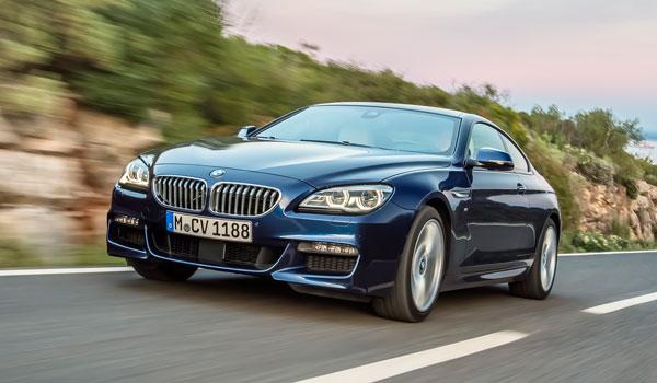 Den neuen BMW 6er gibt es in verschiedenen Varianten – dem BMW 6er Coupé, dem 6er Cabrio und dem 6er Grand Coupé.