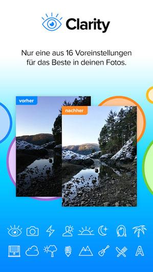 Camera+ App iPhone
