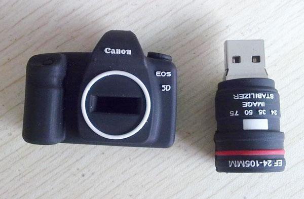 Mini CANON Camera USB-Stick 32GB
