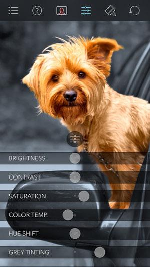 Colorsplash App