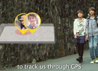 Cubi Smartwatches können per GPS geortet werden.
