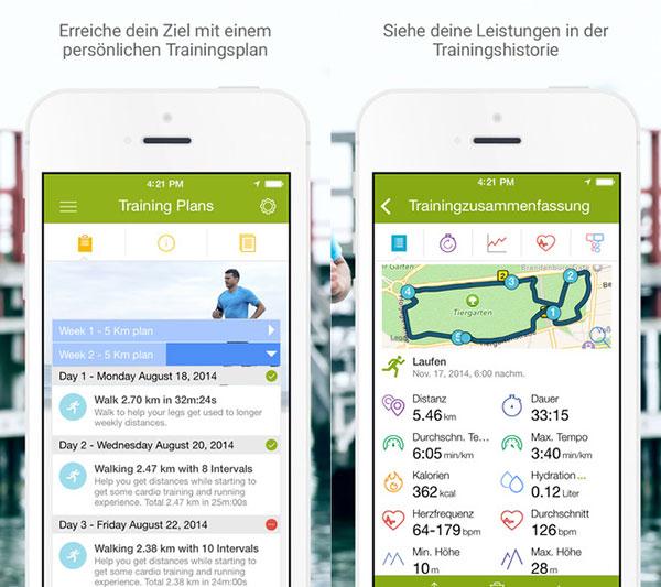 Endomondo – Laufen, Radfahren, Joggen, Fitness Training Tracker & Persönlicher Trainer Via GPS