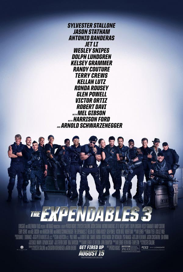 Expendables 3 Kinofilm