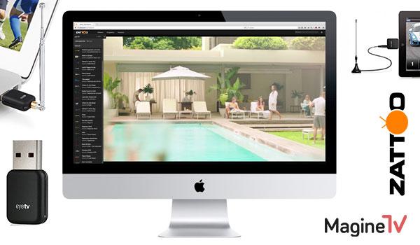 Verwandle deinen Mac in einen vollwertigen Fernseher.