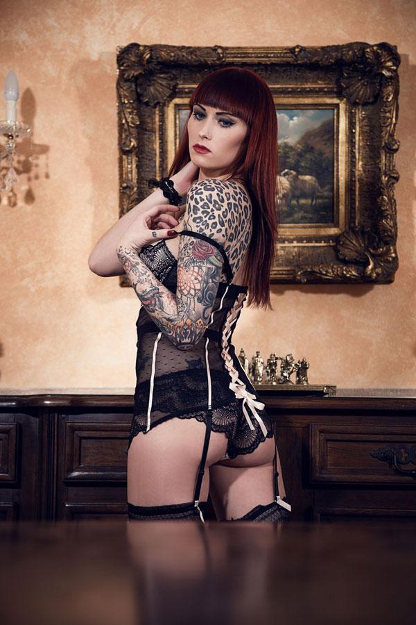 Tattoo-Model Wildcat_INK