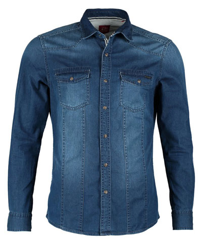 jeanshemd-esprit
