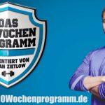 Fit für den Strand in 10 Wochen - das verspricht Personal Trainer Julian Zietlow