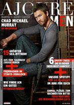 AJOURE Men Cover Monat Juni 2015