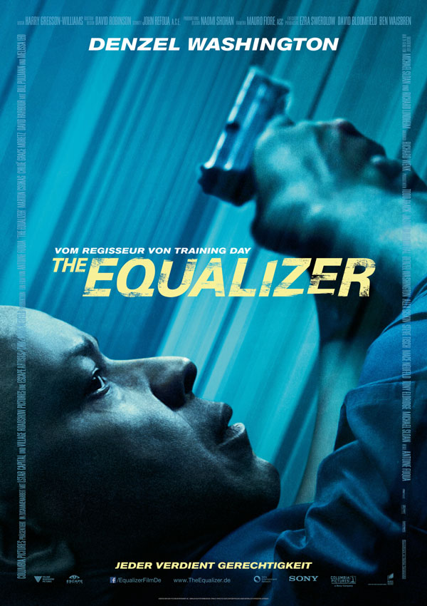 kinoplakat the equalizer