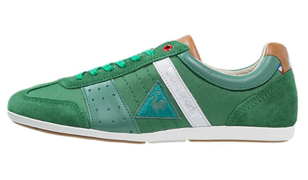 le coq sportif TACO - Sneaker - green