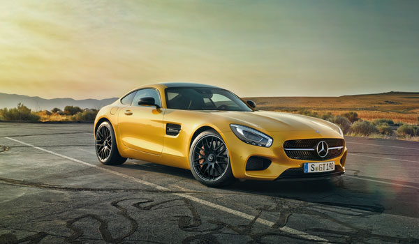 Macht auch optisch eine sehr gute Figur - der neue Mercedes-AMG GT