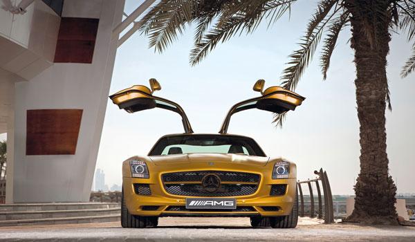 Die atemberaubende Dynamik des AMG-GT hautnah erleben