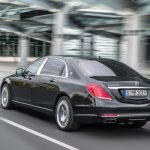 Mercedes-Maybach S 600, Exterieur