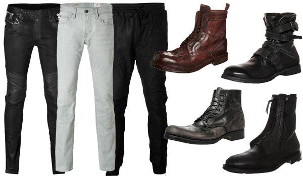 Mit Style in den Winter - Teil 2: Hosen & Boots