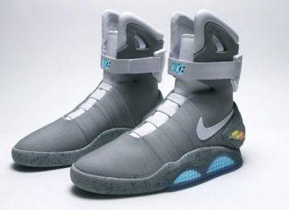 Bereits 2011 veröffentlichte Nike eine Replik des Originalschuhs
