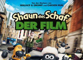 Die beliebte Comicserie Shaun - das Schaf jetzt auch als Kinofilm - absolut gelungen!