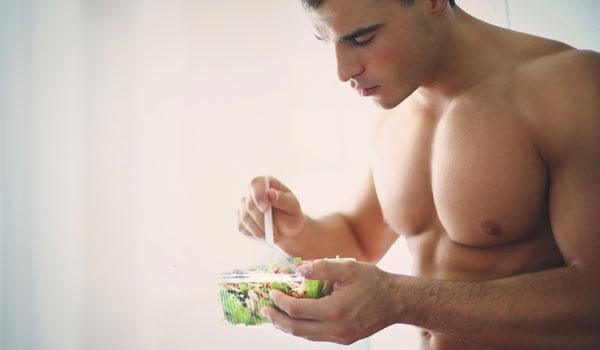 Snacks für Sportler