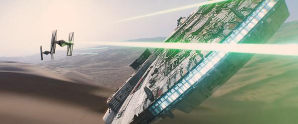Star Wars - Das Erwachen der Macht Movie