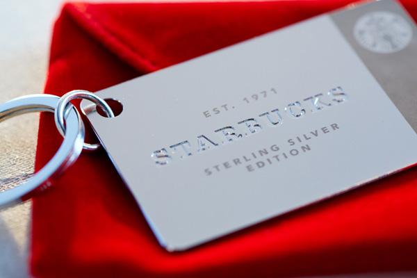 Starbucks Silvercard