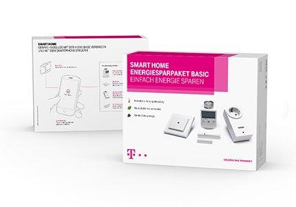 Telekom Smart Home Energiepaket Basic