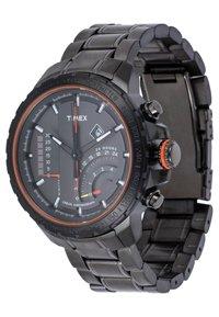 timex-uhr-schwarz