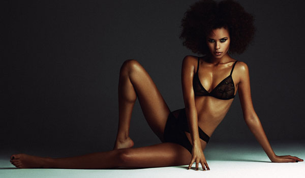 """Sind Models wie Zaina Gohou für """"normale"""" Männer überhaupt erreichbar?"""
